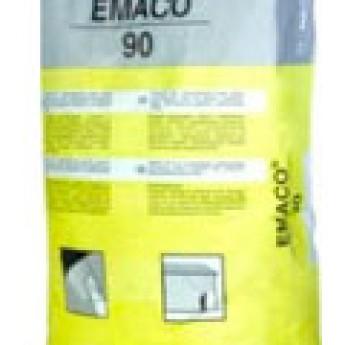 Сухая бетонная смесь emaco 90 перекрытия из керамзитобетона в частном доме